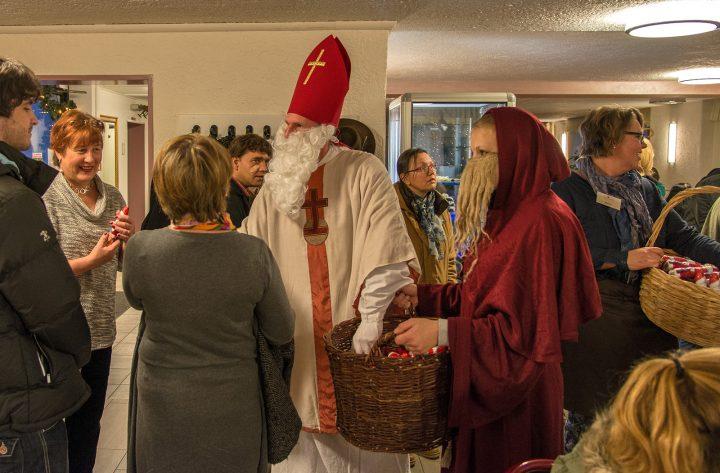Der Nikolaus war da – Fotos