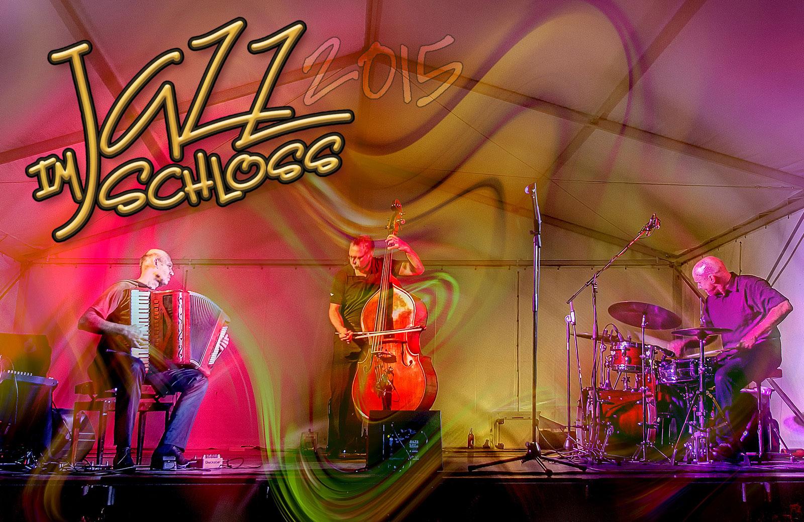Jazz im Schloss 2015