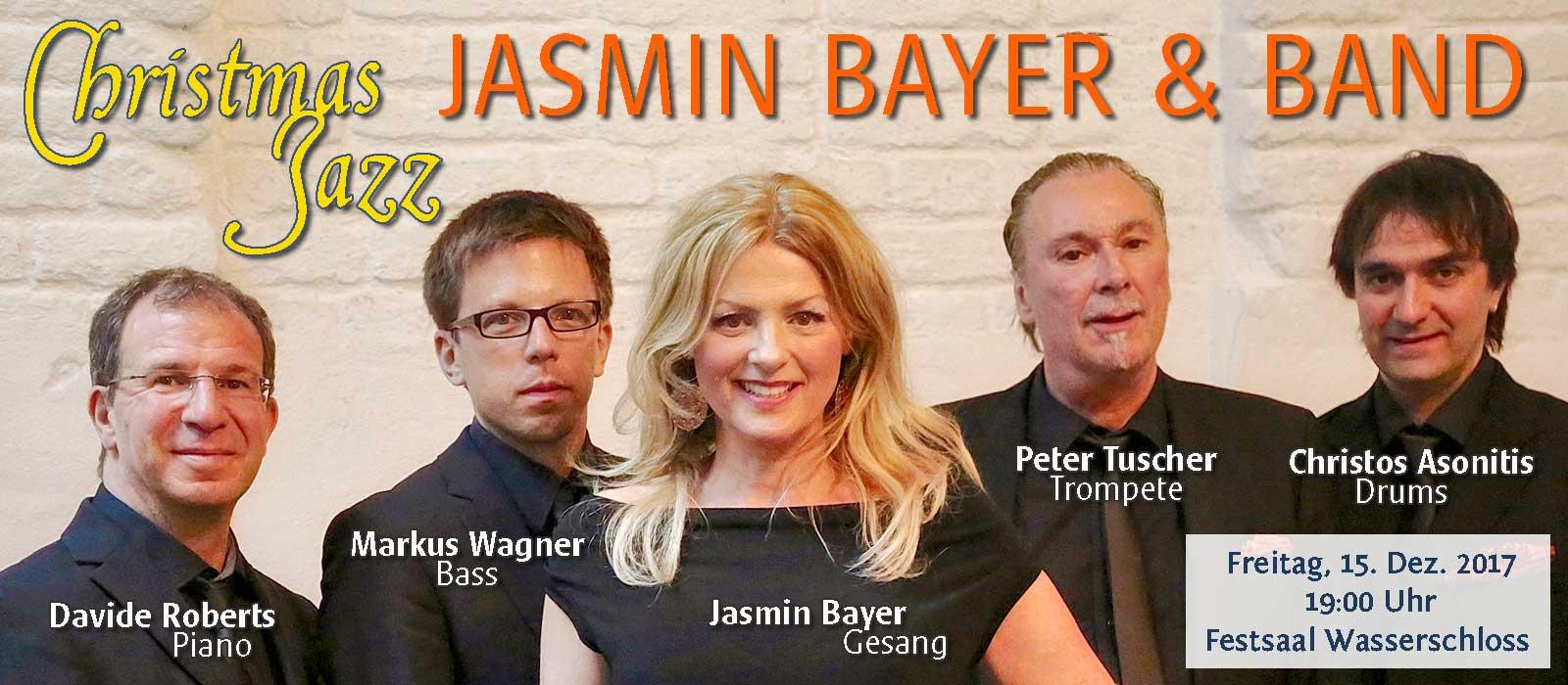 JASMIN BAYER & BAND