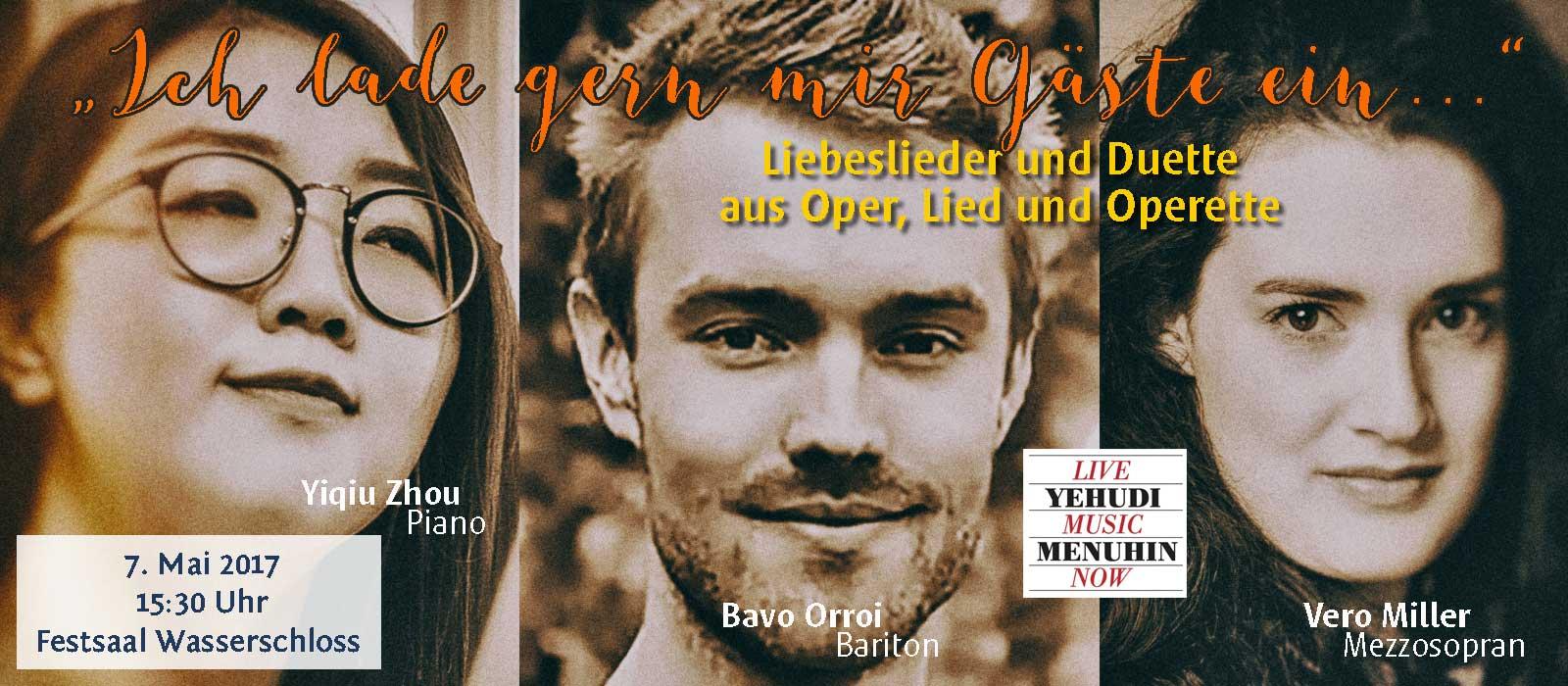 Liebeslieder und Duette aus Oper, Lied und Operette