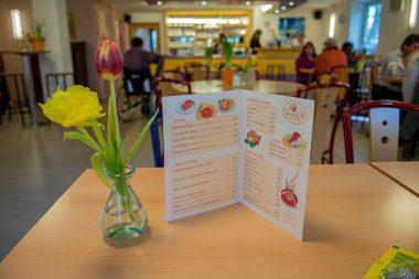 Besuchen Sie unser Café