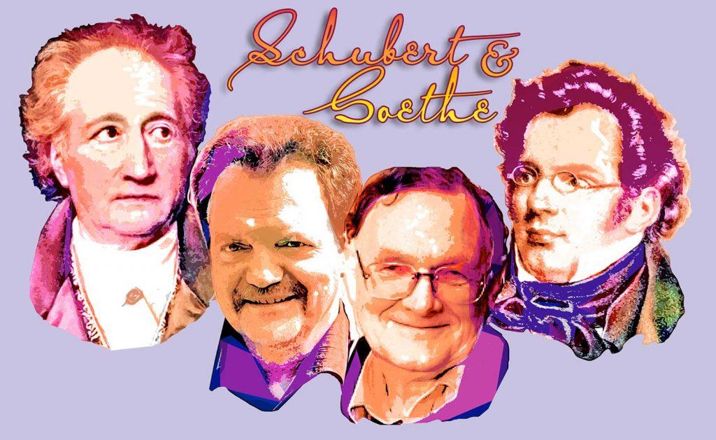 Schubert und Goethe