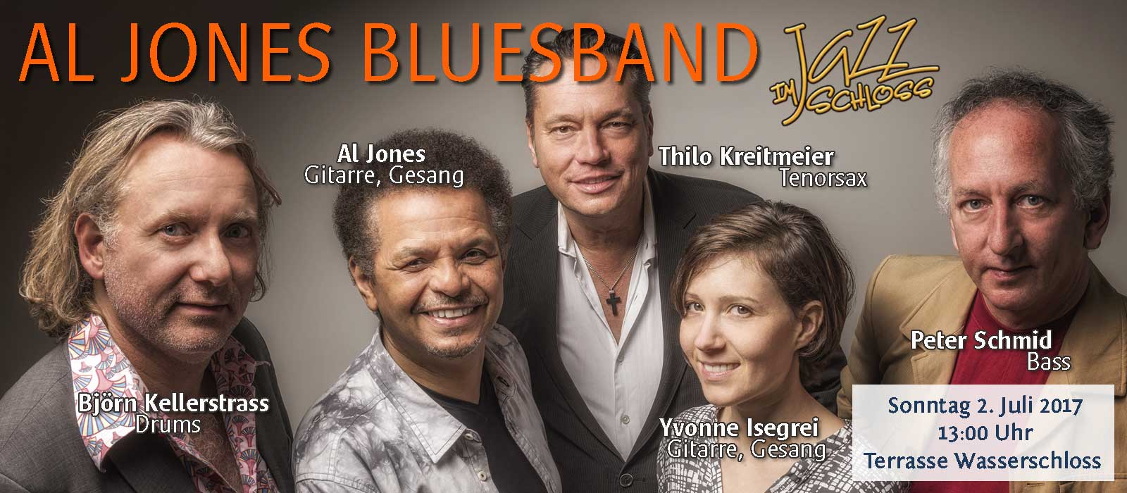 AL JONES BLUESBAND