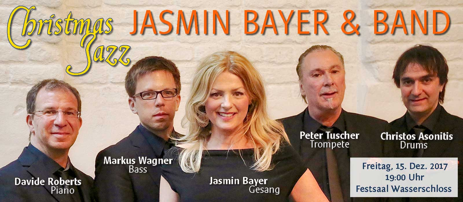 JASMIN BAYER & BAND