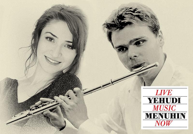 """2. Konzert der Yehudi Menuhin Stiftung """"LIVE MUSIC NOW"""""""